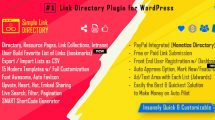 Simple Link Directory Pro v4.7.5 Free Download