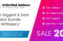 Unlimited Addons for WPBakery Page Builder v1.0.24 Free Download
