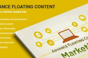 Advanced Floating Content v3.3.6 Themeforest Plug-in Download Free