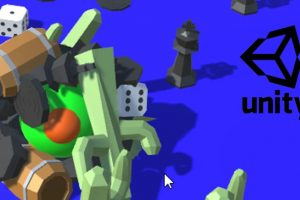 Make a Katamari Damacy Style Game in Unity Course Download Free