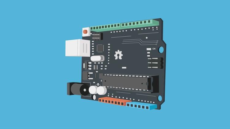 Arduino Zero to Hero Udemy Course Download Free - Sale Web