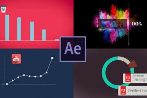 Data Visualization & Motion Graphics -Adobe After Effects CC Tutorials Download Free
