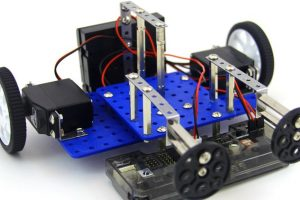 Intro to sumo robot with Rokit Smart (Arduino, Programming) Course Download Free