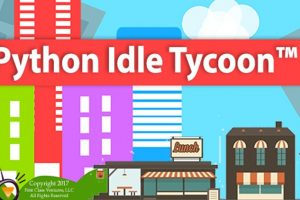 Learn Python by Creating a Fun Idle Business Tycoon Game Course Free Download