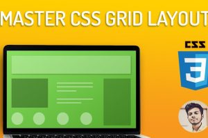 Master CSS Grid Layout From Scratch Udemy Courses Free Download