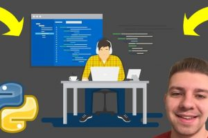 Python for Beginners : Concise and Practical Course Free Download