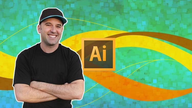 Adobe Illustrator CC Mastery: Zero to Hero in Illustrator Course Free Download