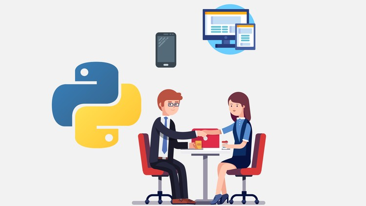 Learn Python with Real world examples and job interview question Course Free Download
