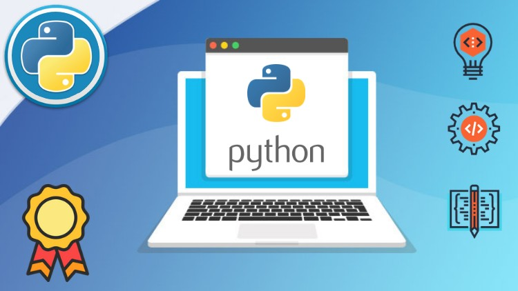 Download Python A-Z: Complete Python Training (Exercises-Cheatsheet)