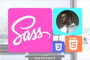 Build Social Media Navbars with SCSS & CSS Grid & FlexBox - Free Course Site