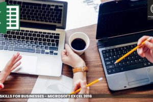 Excel Skills for Business - Scratch to Advanced Level Course