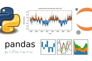 Python 3 Data Science - Time Series with Pandas Course
