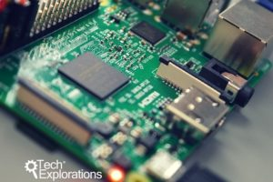 Tech Explorations™ Raspberry Pi Full Stack Raspbian Course
