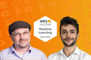 AWS Certified Machine Learning Specialty 2020 - Hands On! Course Site Learn SageMaker, feature engineering, model tuning, and the AWS machine learning ecosystem. Be prepared for the exam!