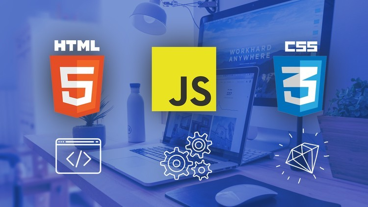 The Web Developer's Bootcamp – HTML5, CSS3, JavaScript Course Site Enter as a total beginner and leave as a Master of building responsive websites. Learn tips and tricks of modern program