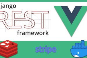 Vue 3, Nuxt.js and Django: A Rapid Guide - Advanced VueJS with Typescript, Nuxt.js, Vuetify, Composition API, DRF 3.1, Docker, Redis, Stripe, Frontend & Backend Filtering