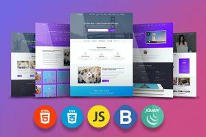 Make a Responsive Portfolio Website : JavaScript HTML CSS Use JavaScript HTML & CSS to create the ultimate responsive portfolio website from scratch