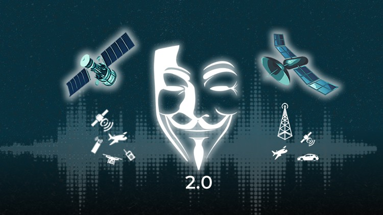 Advance SDR for Ethical Hackers Security Researchers 2.0 Learn how to receive data directly from satellites and decode it