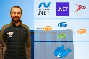 Docker for .NET Apps - on Linux and Windows - Course Site Learn how to build, run and design .NET apps using Docker - with Windows for .NET Framework apps and Linux for .NET Core