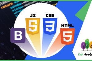 Full Front-End Web Development Course Learn modern web development with HTML, CSS, Bootstrap, JavaScipt (JS) and practice with hands-on examples during the course