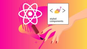 React styled components v5 (2021 edition) Ditch CSS stylesheets! Learn CSS in JS to quickly and cleanly style React components with the styled components library