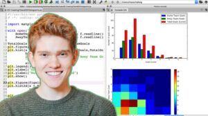 Data Visualization with Python for Beginners Learn how to start visualizing all your data directly in your code